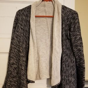 Large Sweater Blazer